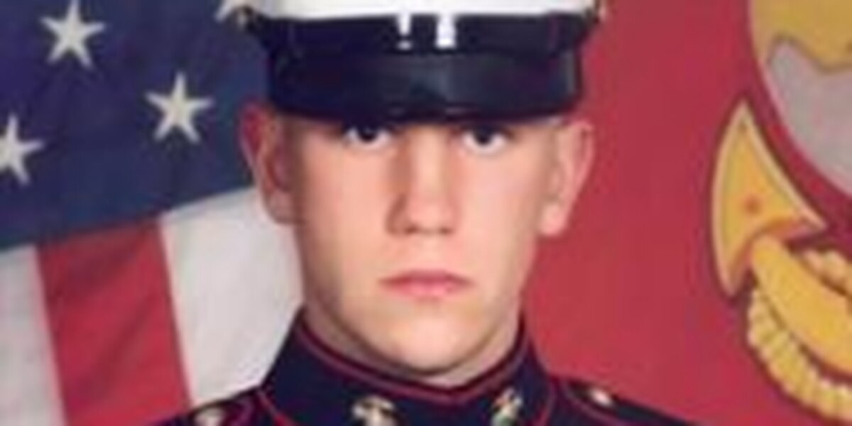 Funeral services to be held for Lufkin Marine killed in car wreck
