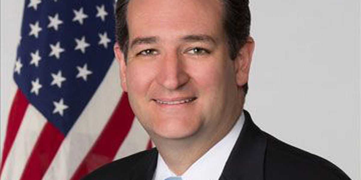 Senator Ted Cruz to be in Lufkin, Nacogdoches Tuesday