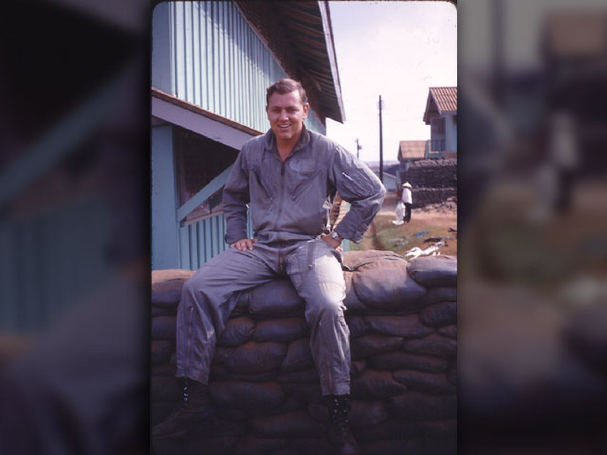 Nacogdoches Vietnam War veteran set to receive Distinguished Flying Cross Saturday