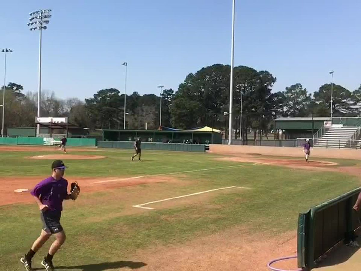 WEBXTRA: SFA baseball start off 6-0 in conference play