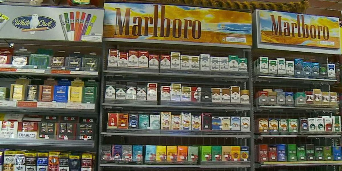 FDA: It is now illegal to sell tobacco products to people younger than 21