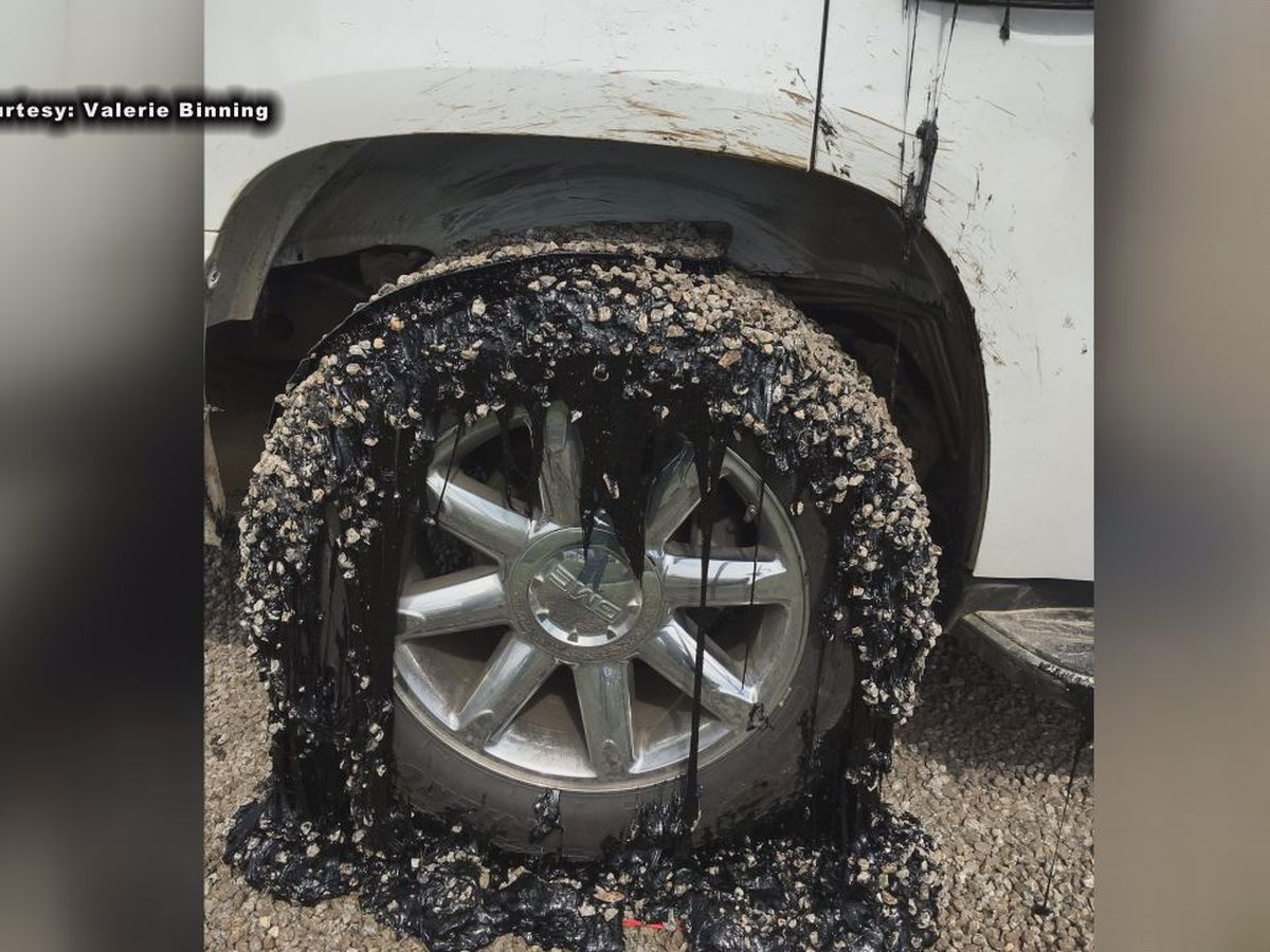 "Tar incident: TxDOT report sheds light on ""severe failure of the Lufkin project"""