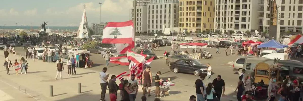 Protests reignite hope for new future in Beirut