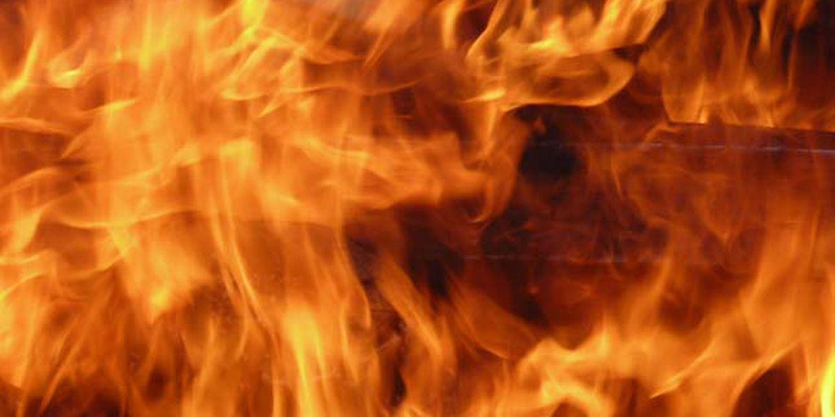 Controlled burn underway in Lufkin area