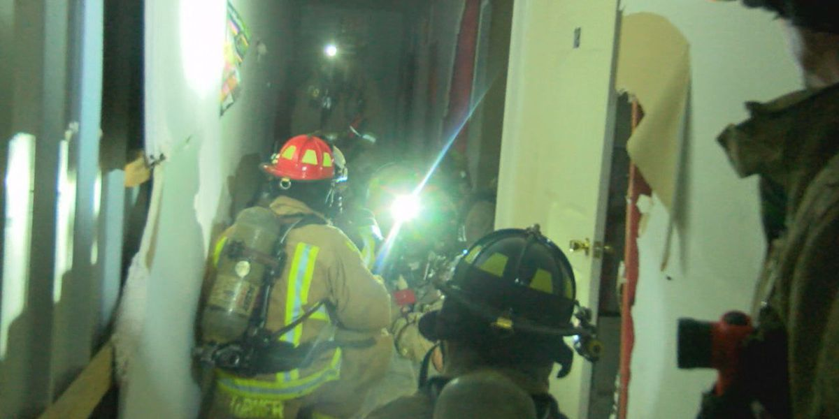 Lufkin Fire uses Pal's Video for training session