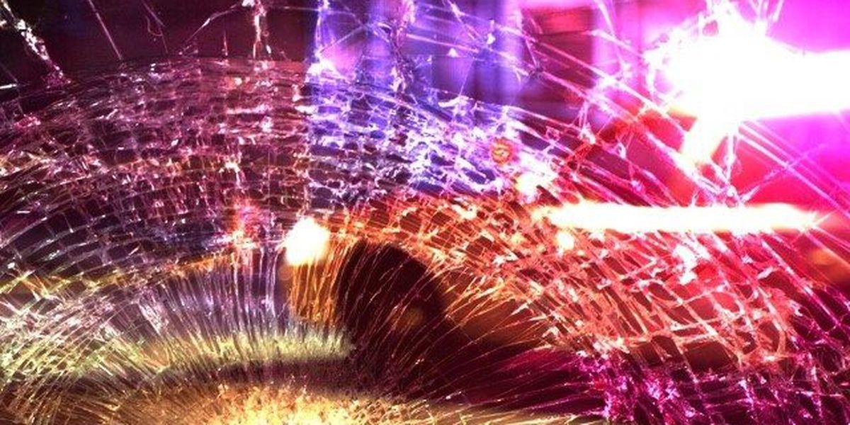 Shelbyville man dies in 1-vehicle wreck near Joaquin
