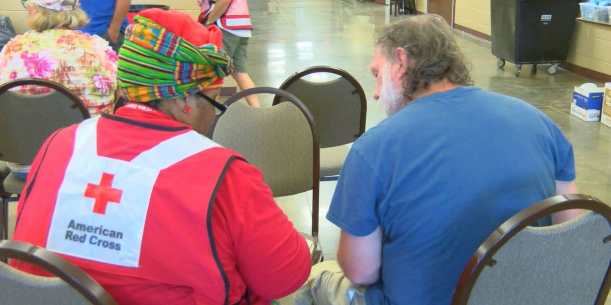 Officials hope to close Nacogdoches disaster shelter by Tuesday