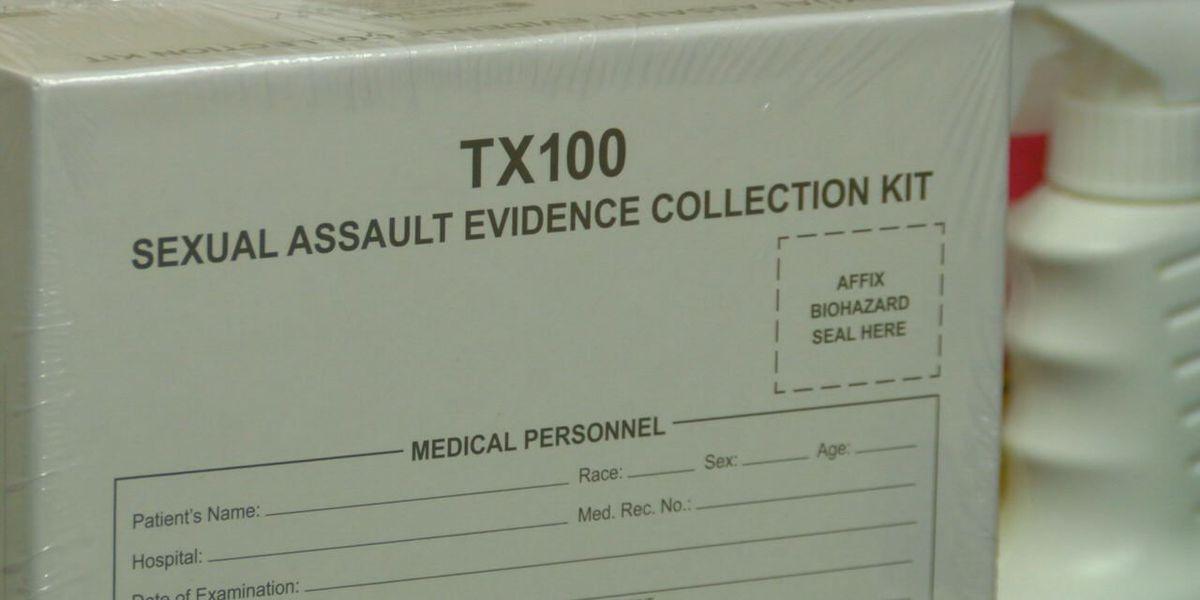 Deep East Texas experts doubtful about effectiveness of rape kit backlog law