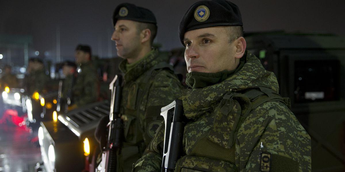 Kosovo president: Decision to form army 'irreversible'