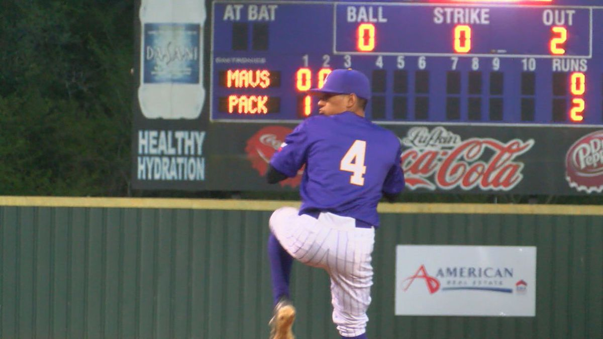 Friday Diamond Action: Lufkin no hits Marshall, Corrigan's Burris shuts out CHHS
