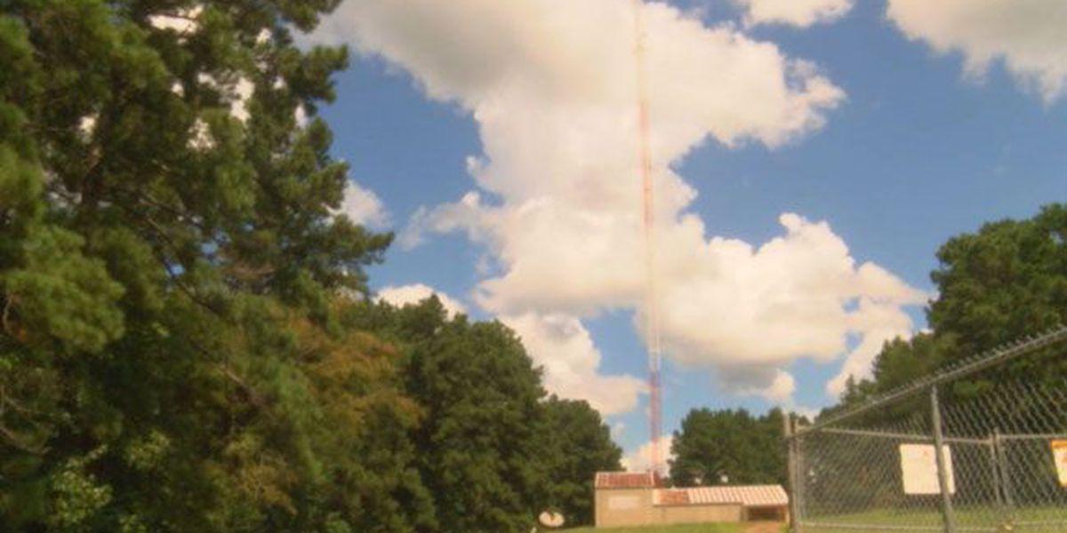 KLDN, Lufkin's Red River Radio station, temporarily off air