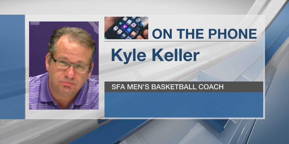 SFA Head coach Kyle Keller talks about Kansas game