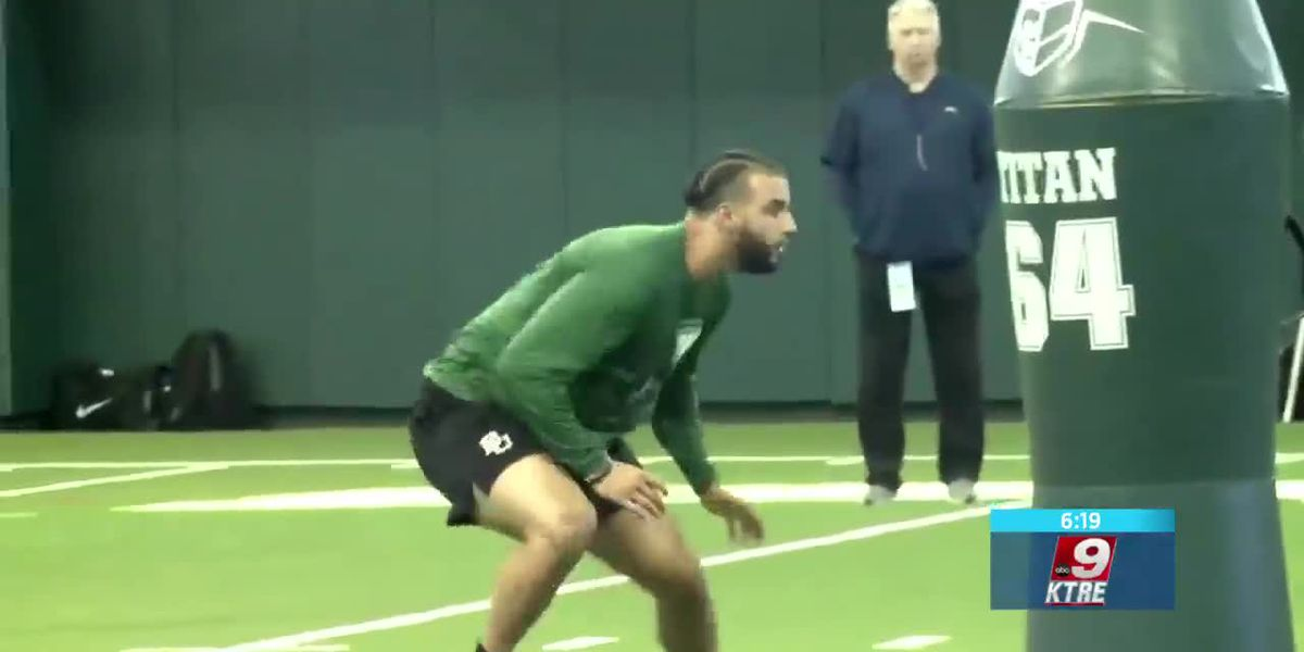 Greg Roberts on his own path to the NFL