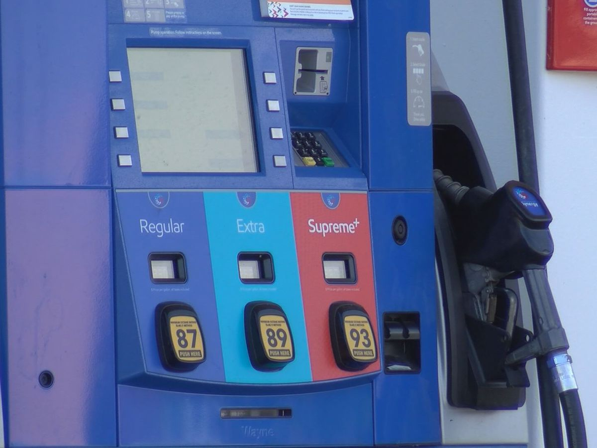 Gas Prices In Texas >> Aaa Texas Labor Day Gas Prices Lowest Since 2016