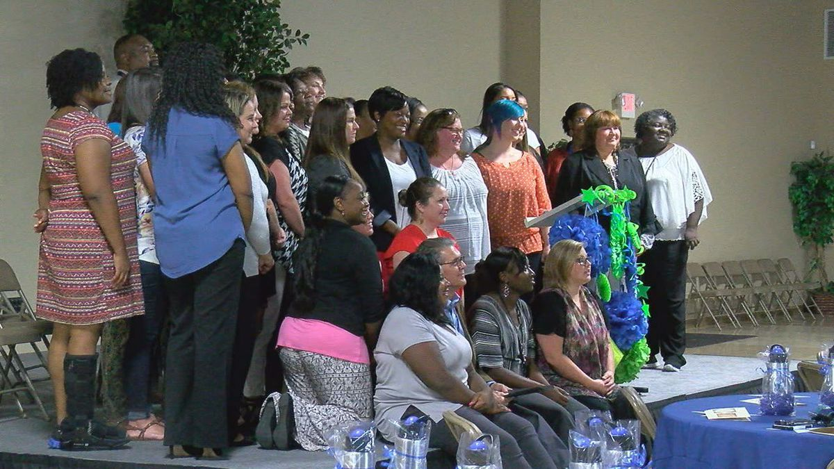 East Texas CPS workers honored for being mentors to new workers