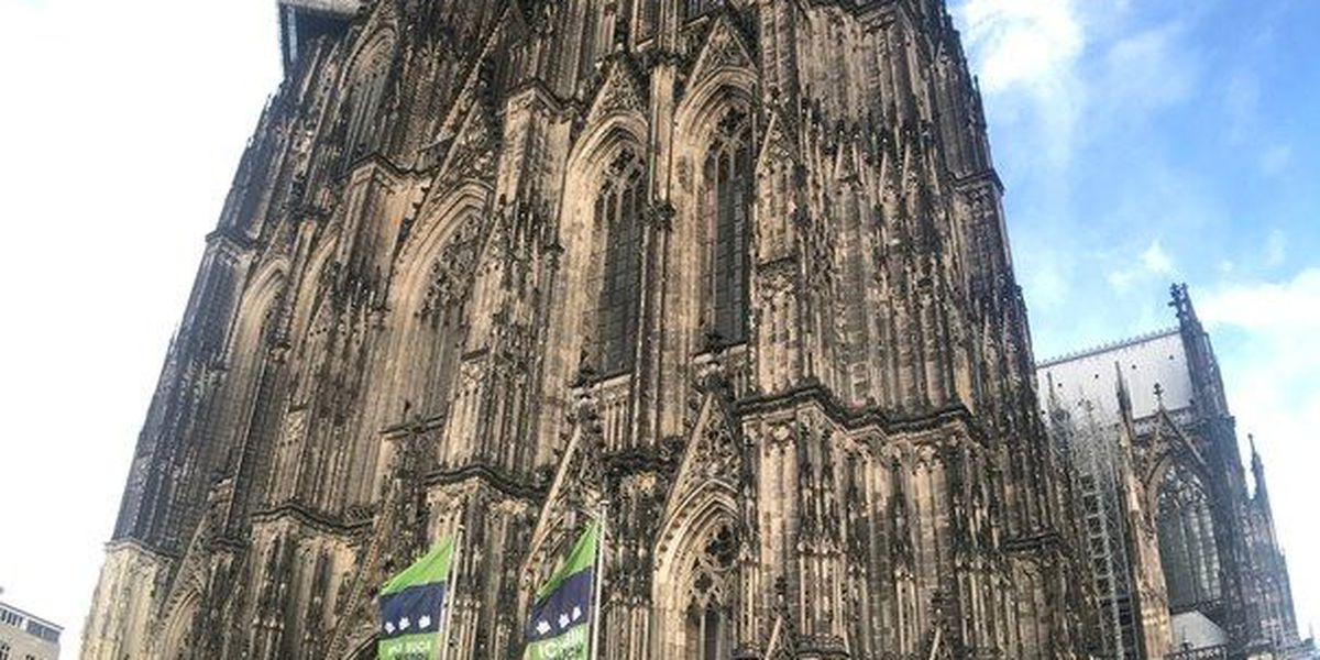 Power of Prayer: Inside Europe's largest cathedral