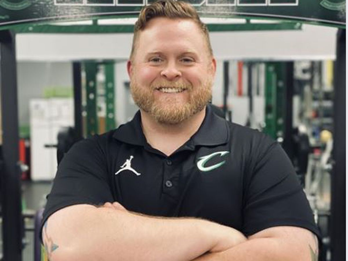 Central ISD coach gets named Strength Coach of the Year for 2020