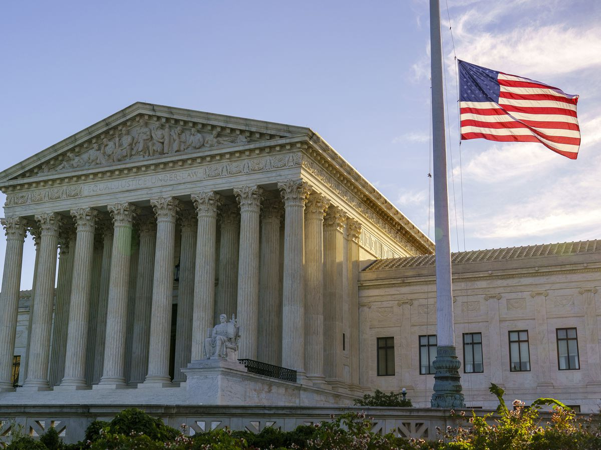 GOP hopeful Supreme Court battle will help shift election