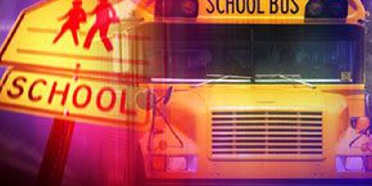 Lufkin ISD bus rear ended on US 69 South; no injuries reported
