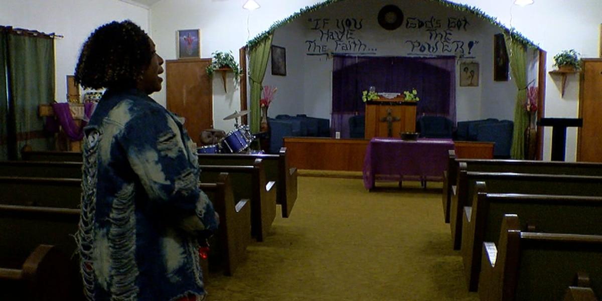 Sound equipment, instruments stolen from inside Pentecostal church in Lufkin