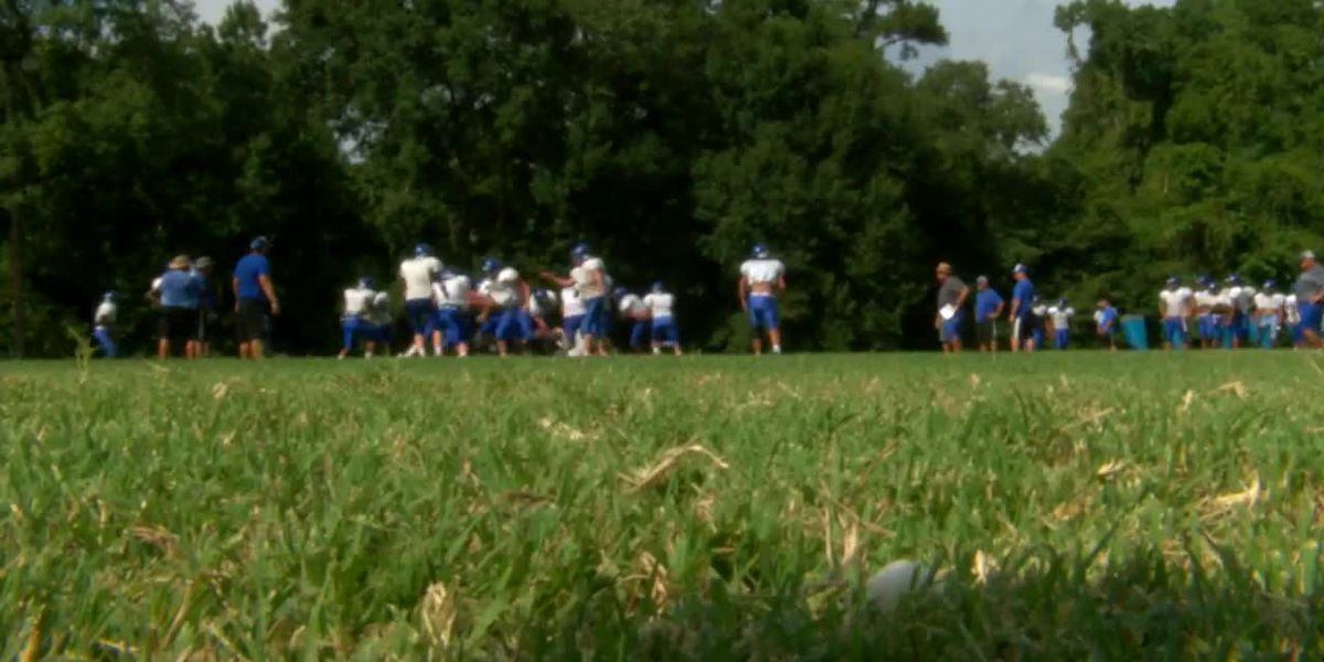 WEBXTRA: Corrigan Bulldogs look to continue playoff run