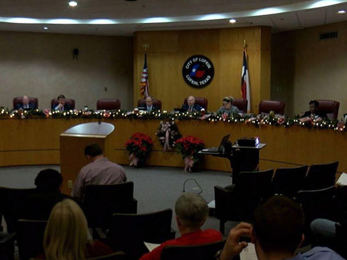 Lufkin City Council discusses its Capital Improvement Plan
