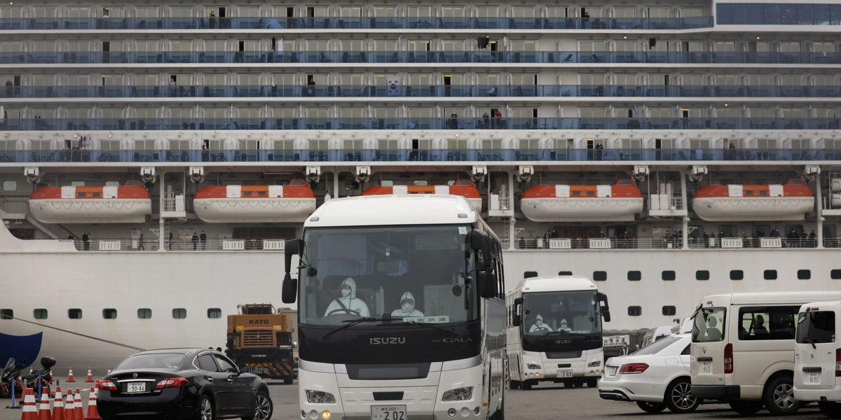 US Embassy: Americans aboard quarantined ship to fly home