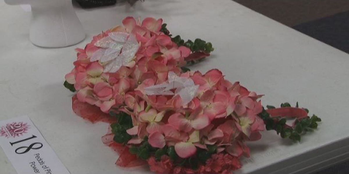 East Texans support breast cancer awareness with art bras