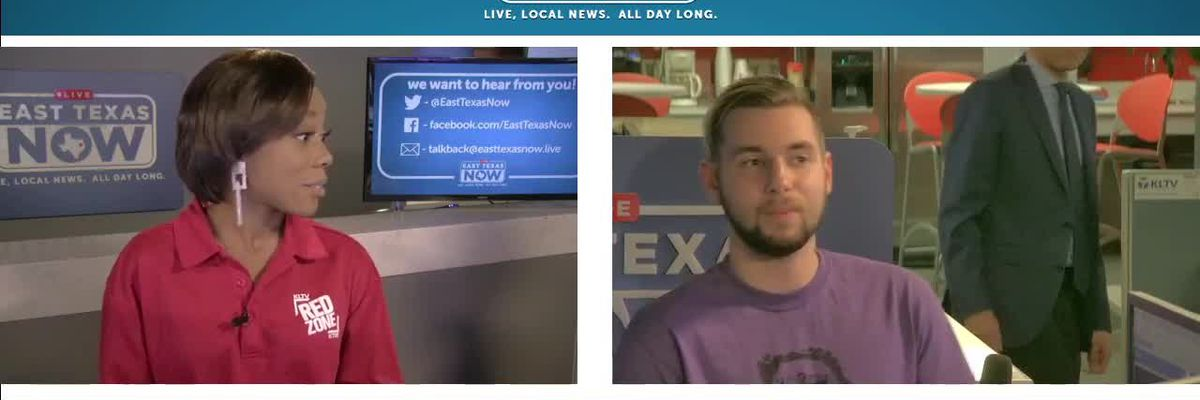 ETX Kitchen on ETN: Kayla Lyons interviews Trevor Stripling, Nothing Vanilla Cookies