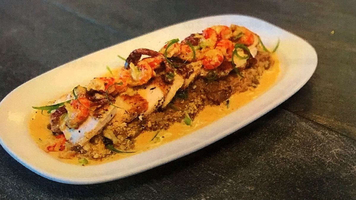 Blackened Bayou Chicken by Copeland's New Orleans of Longview