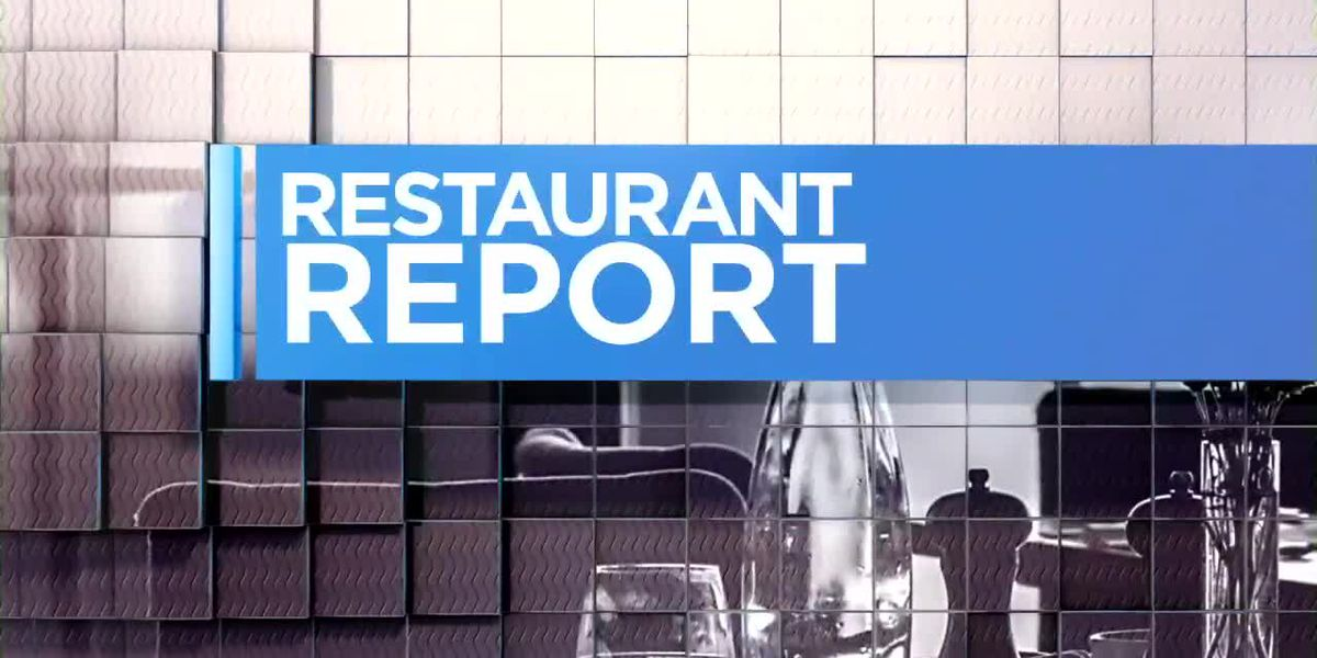 Restaurant Report - Nacogdoches - 05/16/19