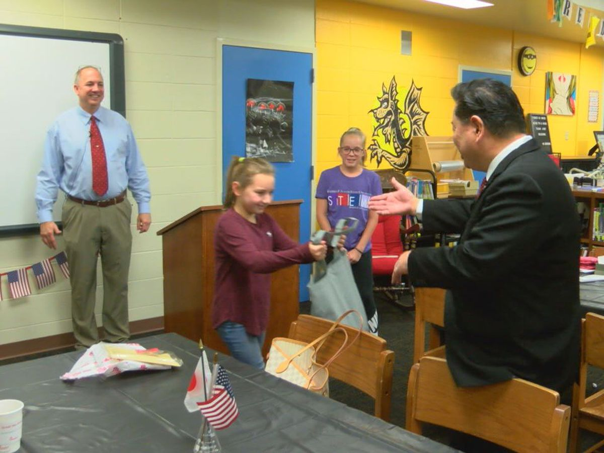 Japanese educational partnership with Nacogdoches remains strong