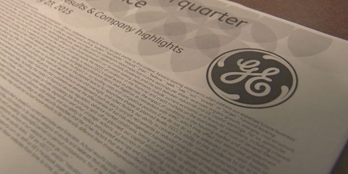Financial advisor says GE layoff announcement not a surprise