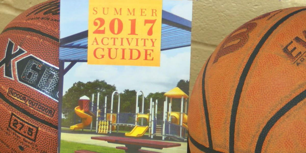 Nacogdoches Recreation offers lots of summer fun