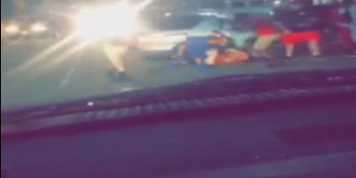Jacksonville Police Chief responds to fight video gone viral