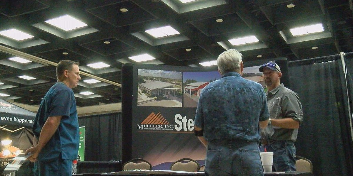 Lufkin Home and Garden Show underway, beneficial for storm damage repairs