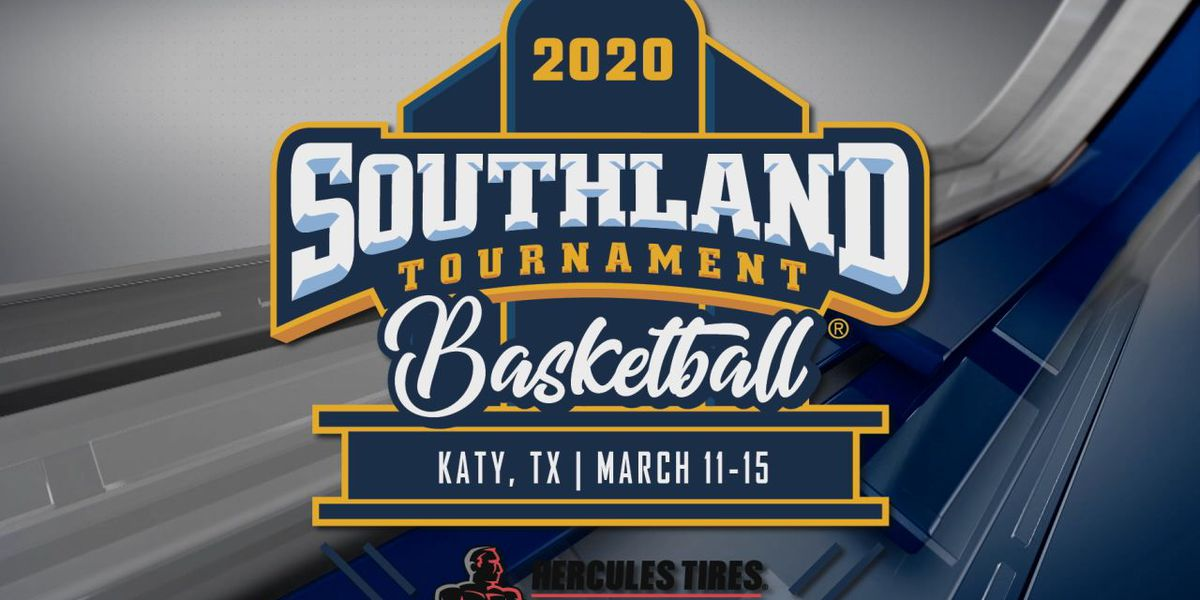 Southland Conference cancels the remainder of its championship basketball tournament