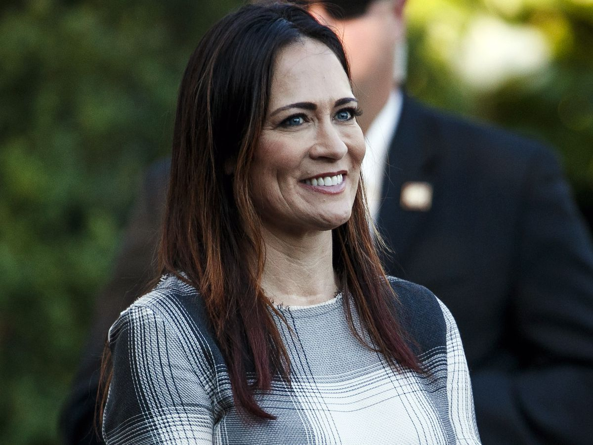 First lady's spokeswoman to be White House press secretary