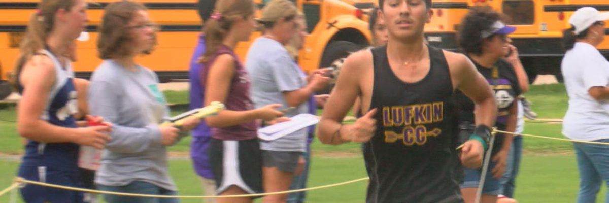 Lufkin boys, Hudson girls bring home gold at Hudson XC Invitational