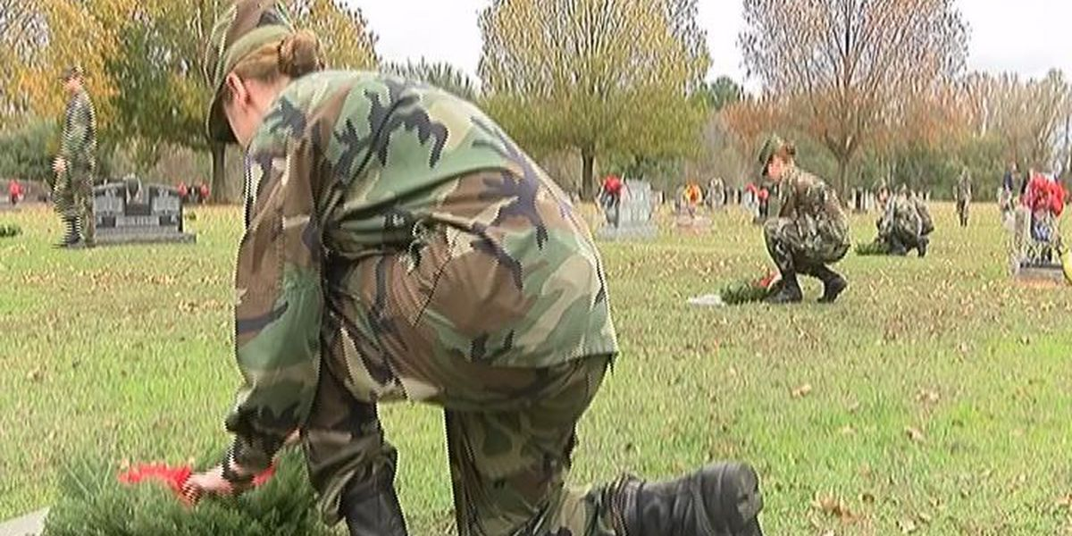 Donations help make Wreaths Across America possible in Nacogdoches