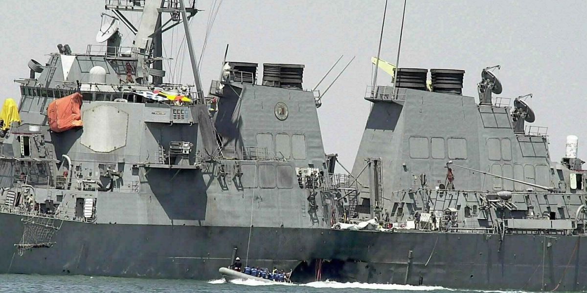 Sudanese government reaches settlement deal with USS Cole victims