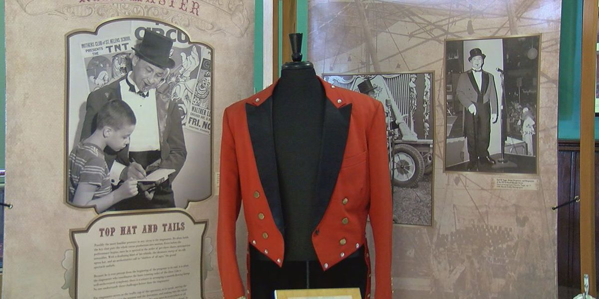 Step Right Up circus exhibit brings nostalgia to East Texas