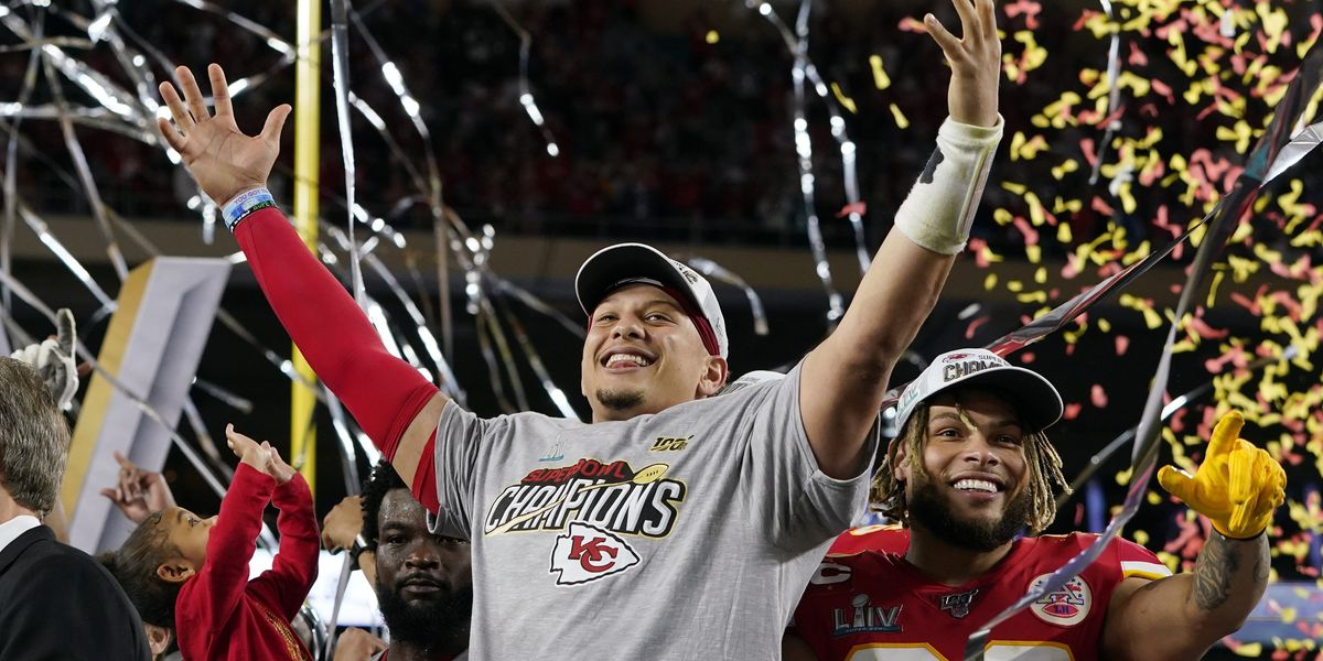 Patrick Mahomes is helping families affected by the Coronavirus