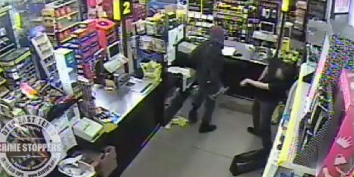 Crime Stoppers Crime of the Week: Dollar General attempted robbery, assault