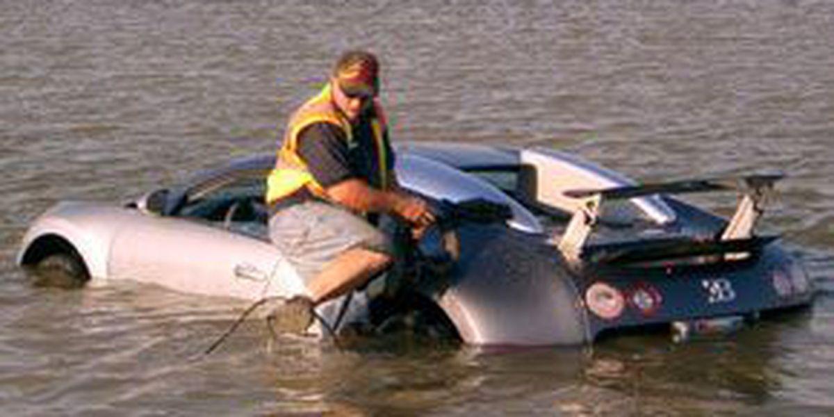 Lufkin man's soaked million-dollar car case may be settled