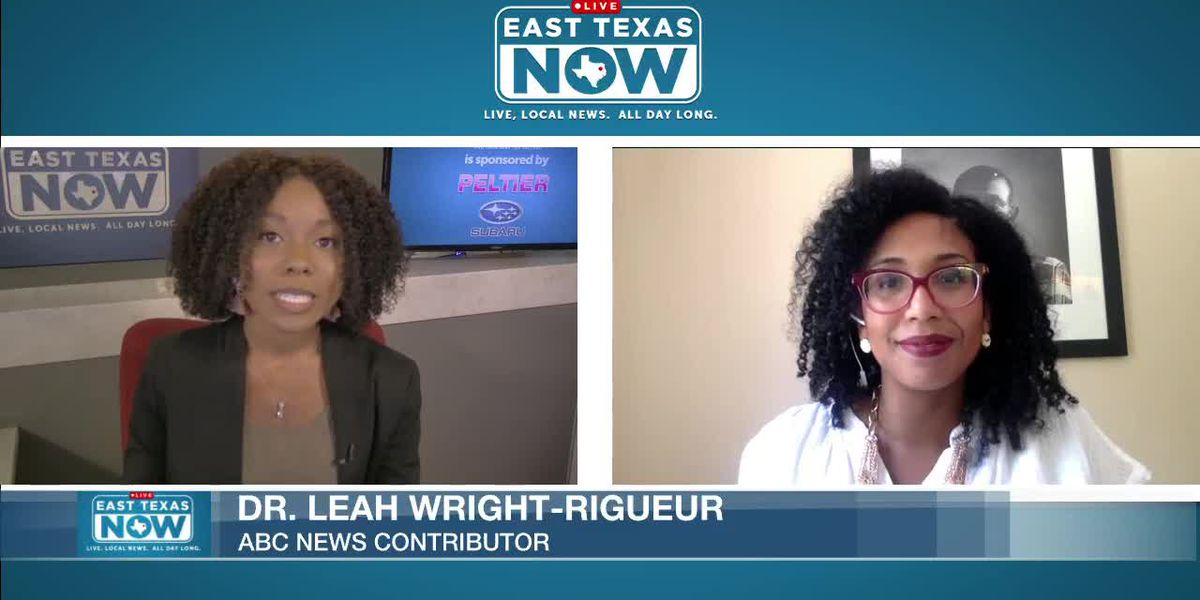 WATCH: Dr. Leah Wright-Rigueur talks about the current issues of race and social justice