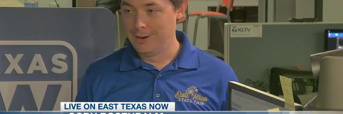 VIDEO: East Texas State Fair announces coming attractions