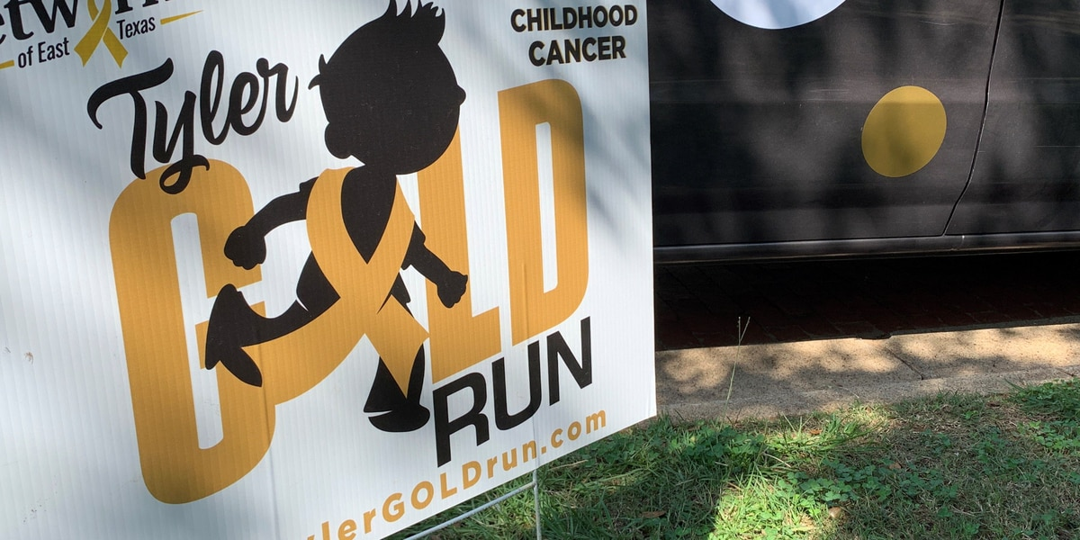 'Cancer is not cancelled': 2020 Tyler Gold Run goes virtual