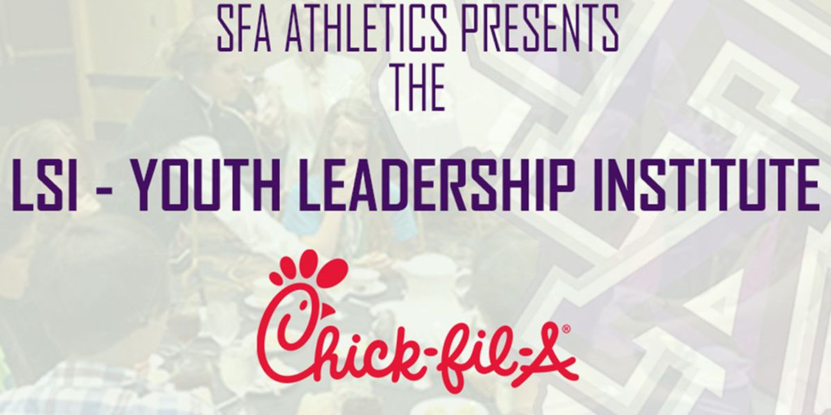 SFA Athletics Partners with Boys & Girls Club of Deep East Texas for Launch of the Youth Leadership Institute