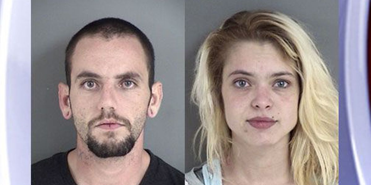 Angelina County DPS: Traffic stop results in 2 felony drug arrests, seizure of meth
